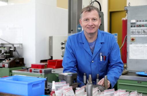 Faivre AG - Werkzeugbau - Stanzartikel - Werkzeuge