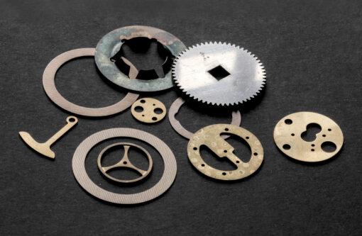 Faivre AG - Referenzen - Werkzeugbau - Präzisionsstanzen - Steuerungsbau